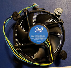 Intel Stock Cooler from an i7-4790k