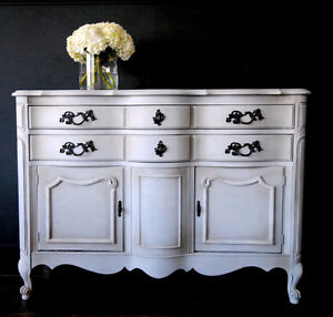Stunning french sideboard/ dresser- Just refinished!!!