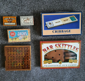 Traditional games bundle