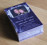 Magnetic Invitation Cards for any event, greeting, announcement