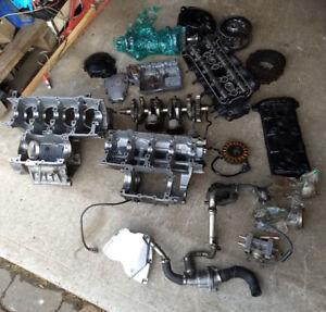 Pièces moteur pour moto Yamaha R1 1998-2001