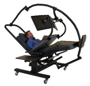 Zero Gravity 4 monitor power recliner for Gaming / Radiology