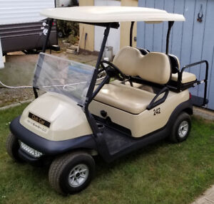 2014 Club Car Electric Golf Cart - NEW CONDITION