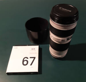 Canon Zoom Lens EF 70-200mm 1:4 L USM (non IS)