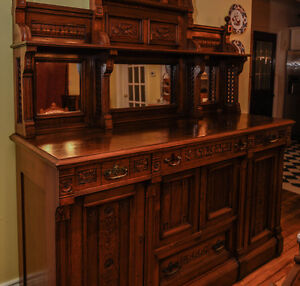 Jacques and Hay - Sideboard and Dining Set