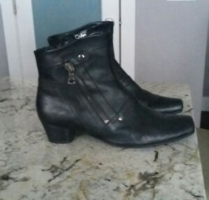 SOLD! ladie's half boots made by GABOR Europe