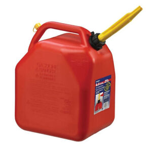 Scepter Gas Self-Venting Fuel Can, 25-L / 6.6 Gal.