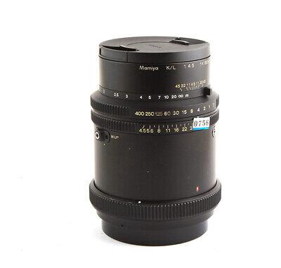 Mamiya KL 180mm f/4.5 L Lens FOR RB 67 PRO SD.S