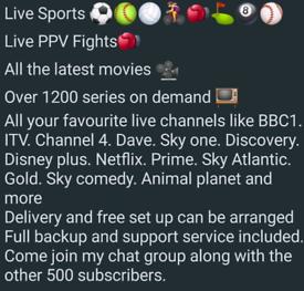 Tv upgrades