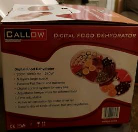 Digital Food Dehydrator