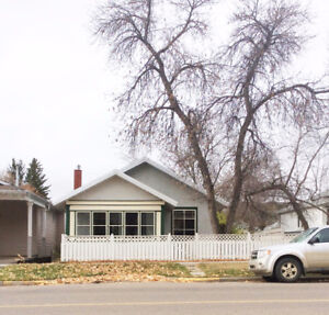 Peace River--Newly Renovated Character Home For Rent--Heat Incl.