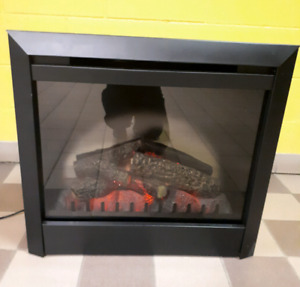 Dimplex Electric Fireplace Insert & Surround