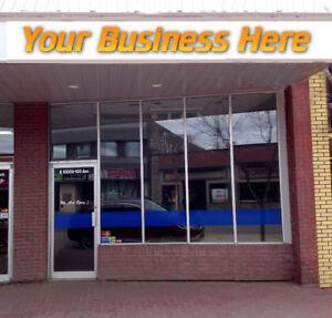 Perfect rental space for your business in Grande Prairie!
