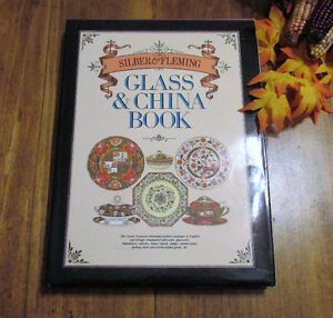 Silber & Fleming Glass & China Book – Hardcover Wordsworth 1990 Kitchener / Waterloo Kitchener Area image 7