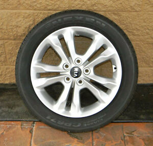 Kia Optima OEM 17x6.5 +46 Wheels
