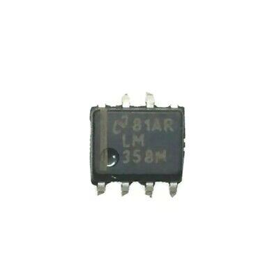 10 Pcs Lm358 Op Amp Sop-8 Package...us Seller...