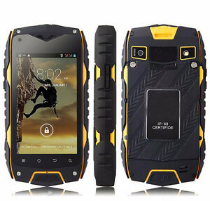 Rugged, unlocked Android phone