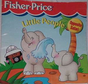 Fisher Price Little People Animal Sounds Zoo & Book London Ontario image 3