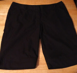 Golf skorts and shorts (and a jean skirt) as posted and priced