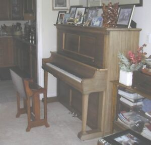 Musical Instruments - Player piano