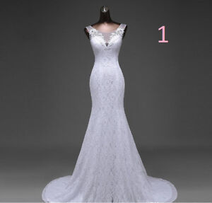 Wedding Dress, Brand New, Made to Order, 3 Styles to Choose