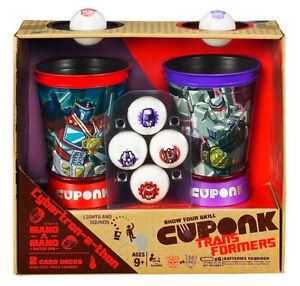 Transformers Cuponk set (ping pong game)