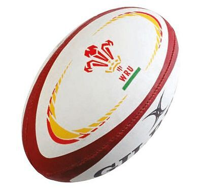 Gilbert Rugby Ball - Wales Replika Gr.5