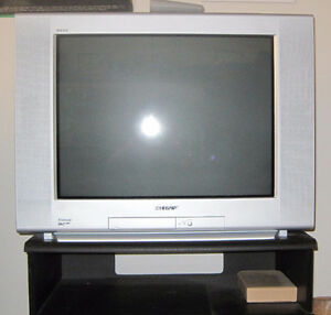 """27"""" Sony Trinitron, includes remote and stand"""