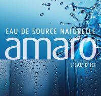 À VENDRE  - ROUTE DE DISTRIBUTION : Amaro, eau de source