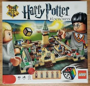 LEGO Games Hogwarts Magikus Lava Dragon Race 3000