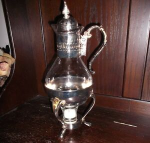Antique F.B. Rogers USA 10 cup Carafe with Warming Plate & more Sarnia Sarnia Area image 1