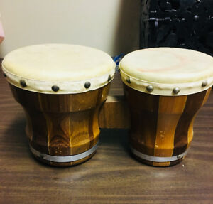 Small set of bongos
