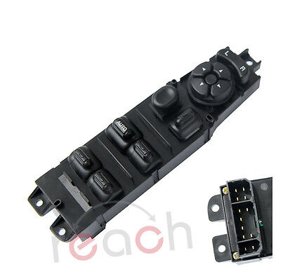 New Master Power Window Switch Front Left for Dodge Truck Driver Side LH