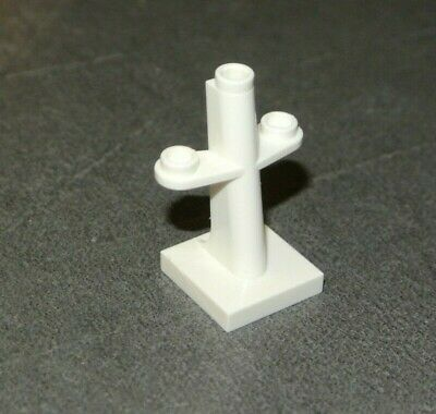LEGO Boat: Matt Slanted 2 x 3 - Ref 4289 White - Set 42064 6542 60266 6541