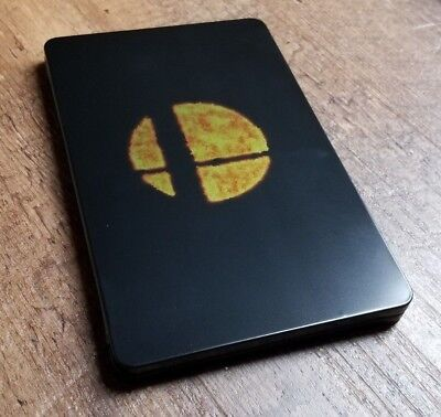 Super Smash Bros. Ultimate Special Edition Steelbook Case (NO GAME INCLUDED)