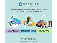 END OF TENANCY CLEANING, AFTER BUILDING CLEANING, DEEP CLEANING, COMMERCIAL CLEANING