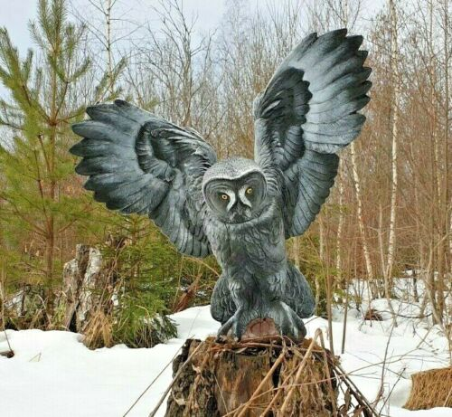 3D ARCHERY TARGET OWL HUNTING COMPETITION SHOOTING TRAINING NeVolk_Archery