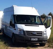 FORD TRANSIT JUMBO / HIGH ROOF / LONG WHEELBASE Melbourne CBD Melbourne City Preview