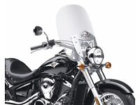 Kawasaki VN 900 Classic - Genuine Windshield Windscreen