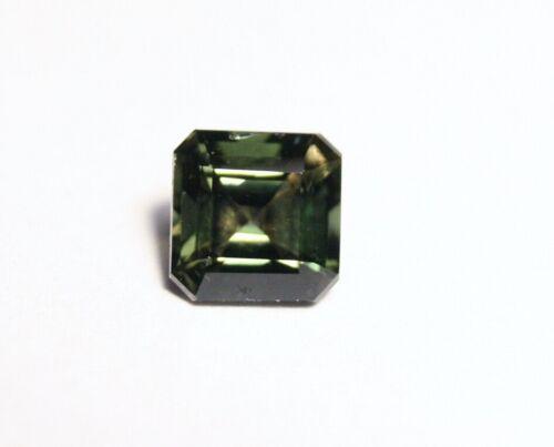 Kornerupine 1.06ct AAA Rare Natural Prismatine Fine Emerald Cut Gem Sri Lanka