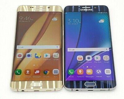 Samsung Galaxy S6 Edge+ + SM-G928 - Unlocked - Android Smartphone