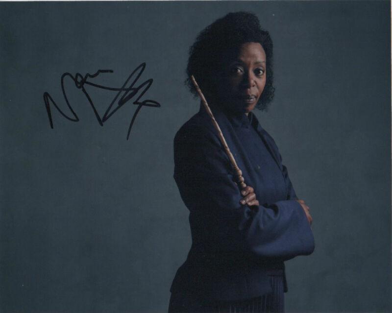 Noma Dumezweni Harry Potter Cursed Child Autographed Signed 8x10 Photo COA