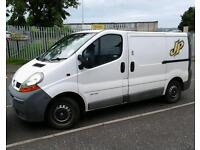 Renault traffic van , sell or swap
