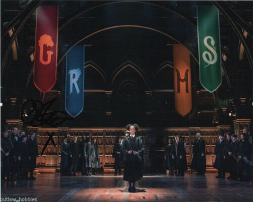 Cherelle Skeete Harry Potter Cursed Child Autographed Signed 8x10 Photo COA #A1