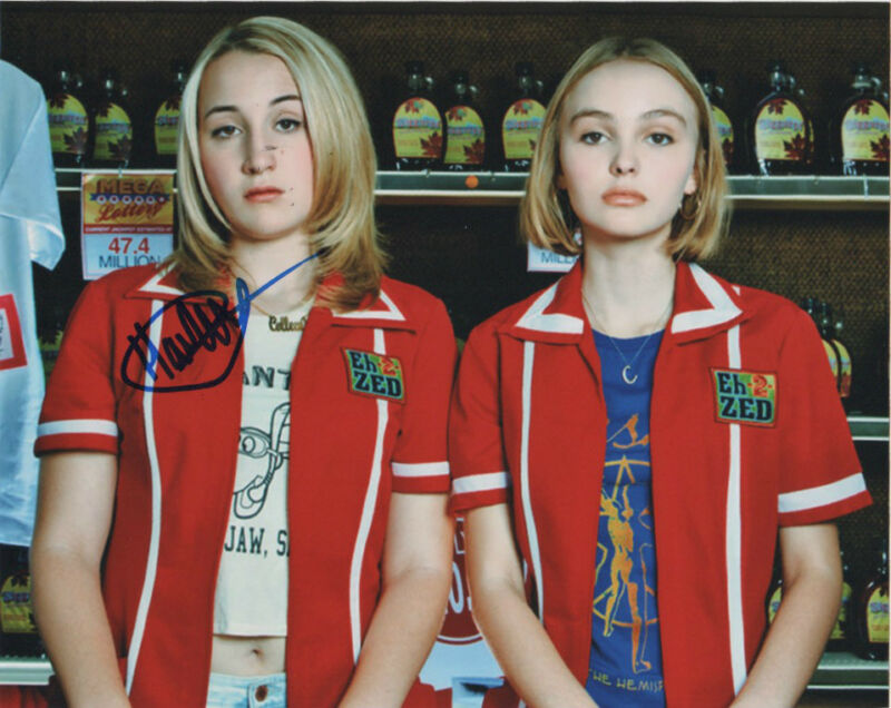 Harley Quinn Smith Yoga Hosers Autographed Signed 8x10 Photo COA #1