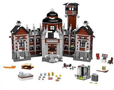 Lego Batman Movie Arkham Asylum 70912 No Minifigures