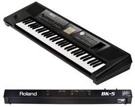 Roland Keyboard BK-5 NEW