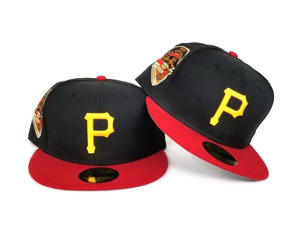 size 40 25403 da653 New Era Pittsburgh Pirate 59Fifty 1959 All Star Game Fitted hat