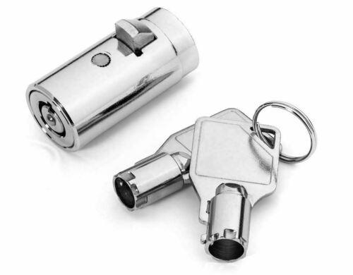 Vending Machine Plug Lock for Soda/Snack Vending Machine 2 Keys FREE SHIPPING