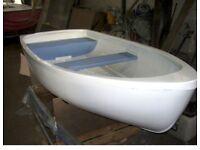 Brand new dinghy 8'8